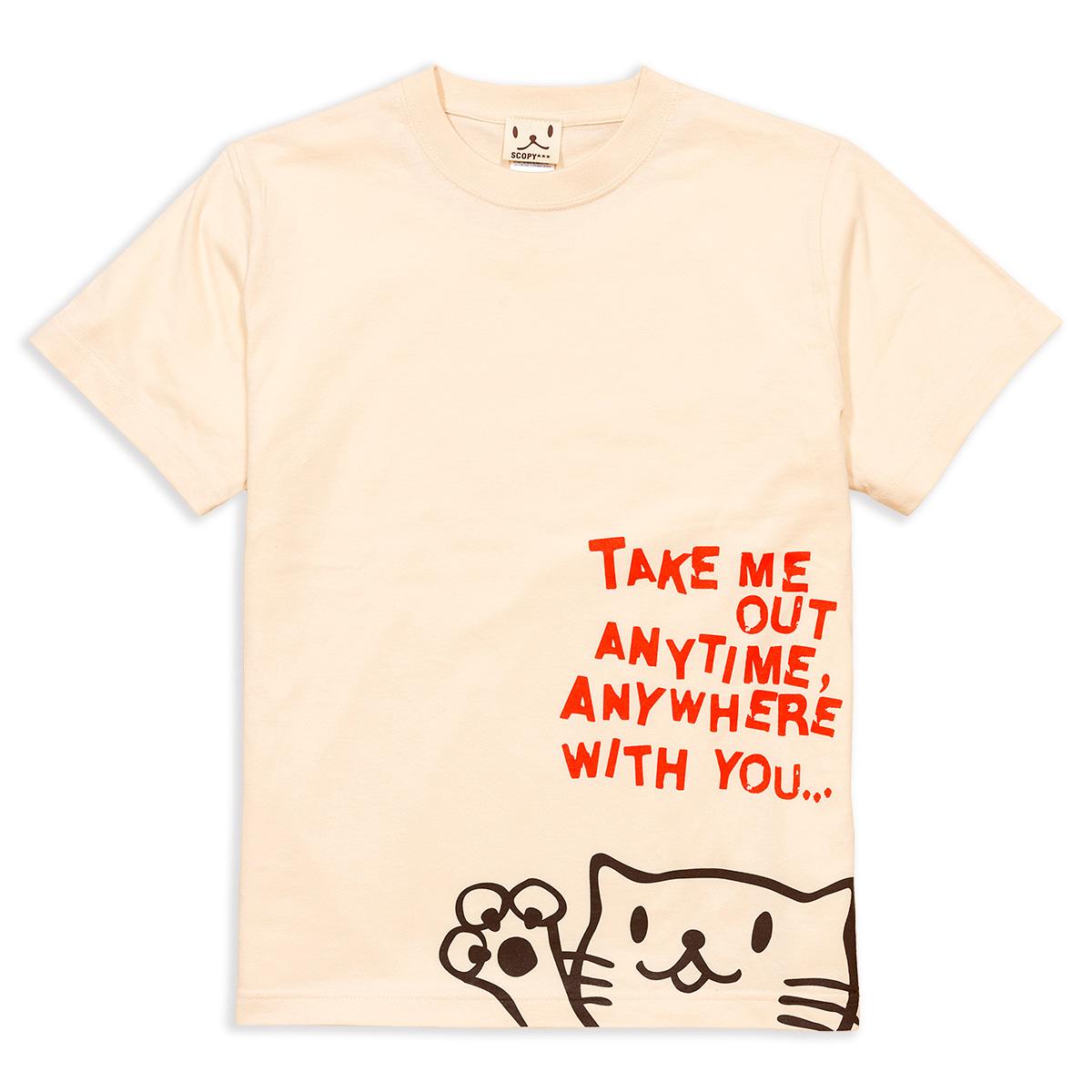 Tシャツ Griper ナチュラル