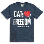 Tシャツ FREEDOM