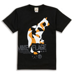 Tシャツ MIKE-FLAGE