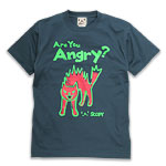 Tシャツ:Are you angry?