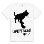 限定Tシャツ:CAT'S SERVANT