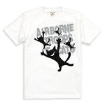 Tシャツ AIRBORNE TROOPS