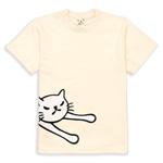 Tシャツ LAZY CAT