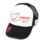 メッシュキャップ:BAD CAT