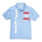 ポロシャツ:CHAIN